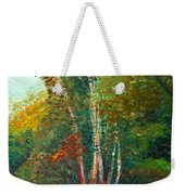 Minnesota Quartet Weekender Tote Bag