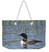 Minnesota State Bird Weekender Tote Bag