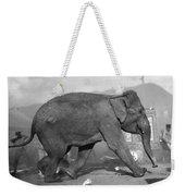 Minnie The Elephant, 1920s Weekender Tote Bag