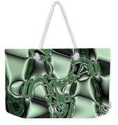 Mint Kelp Weekender Tote Bag