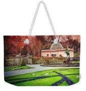 Mirabell Gardens Salzburg  Weekender Tote Bag