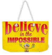Miracles Happen Weekender Tote Bag