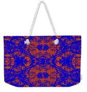 Mirage In Blue - Abstract Weekender Tote Bag