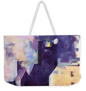 Mirage In The Concrete City Weekender Tote Bag