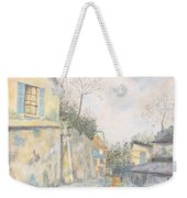 Mirage Of Utrillo Weekender Tote Bag