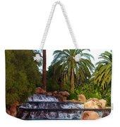 Mirage Waterfall Weekender Tote Bag