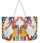 Mirror Image Pirates Weekender Tote Bag
