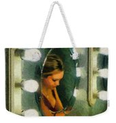 Mirror Mirror On The Wall Weekender Tote Bag
