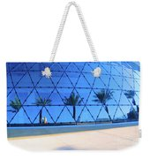 Mirror Of Palms Weekender Tote Bag