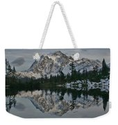 Mirrored Beauty Weekender Tote Bag