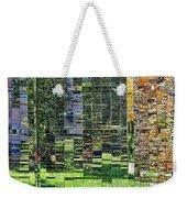 Mirrored Landscape Weekender Tote Bag