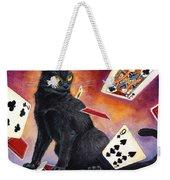Mischief Kitten Weekender Tote Bag