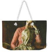 Miss Amelia Van Buren Weekender Tote Bag