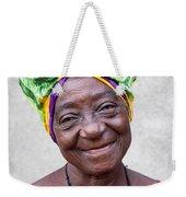 Miss Cuba Weekender Tote Bag
