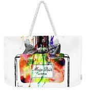 Miss Dior Grunge Weekender Tote Bag
