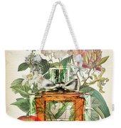 Miss Dior Notes 1 - By Diana Van Weekender Tote Bag