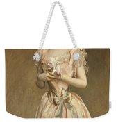Miss Grace Woodhouse Weekender Tote Bag