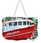 Miss Janice Weekender Tote Bag