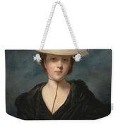 Miss Mary Hickey Weekender Tote Bag