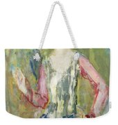 Miss Nancy Cunard Weekender Tote Bag by Ambrose McEvoy