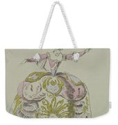 Miss Puvigne As Air, In Zoroastre, A Libretto By Cahusac Weekender Tote Bag