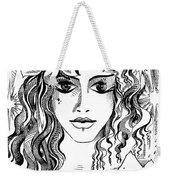Miss Spring Weekender Tote Bag