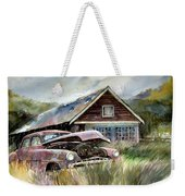 Miss Wilson's House Weekender Tote Bag