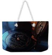 Miss You - Fox Trot Weekender Tote Bag