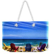 Pre-viewing   Seats Available Weekender Tote Bag
