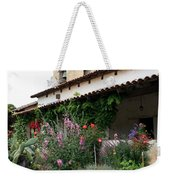 Mission Bells And Garden Weekender Tote Bag