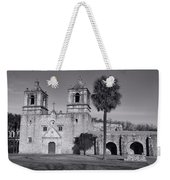Mission Concepcion -- Bw Weekender Tote Bag
