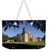 Mission San Jose Y San Miguel De Aguayo. Church. Weekender Tote Bag