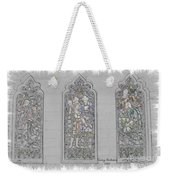 Mission Inn Chapel Stained Glass Weekender Tote Bag