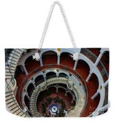 Mission Inn Circular Stairway Weekender Tote Bag