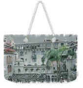 Mission Inn Court Yard Weekender Tote Bag