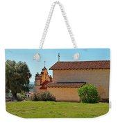 Mission San Antonio De Padua, Jolon, California Weekender Tote Bag