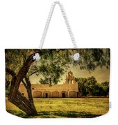 Mission San Juan Church Weekender Tote Bag