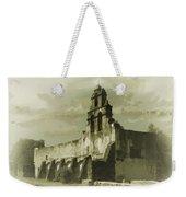 Mission San Juan Weekender Tote Bag