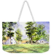 Mission San Luis Weekender Tote Bag
