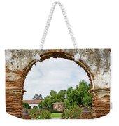 Mission San Luis Rey Carriage Arch Weekender Tote Bag