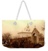 Mission San Xavier Chapel Weekender Tote Bag