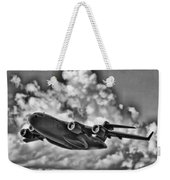 Mission-strategic Airlift Weekender Tote Bag