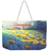 Mission Wildflowers Weekender Tote Bag