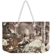 Mississippi Cotton Gin At Dahomey Weekender Tote Bag