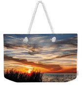 Mississippi Gulf Coast Sunset Weekender Tote Bag