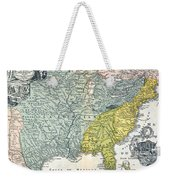 Mississippi Region, 1687 Weekender Tote Bag