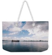 Mississippi River Weekender Tote Bag