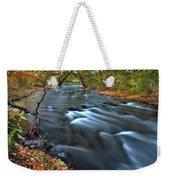 Mississippi River Minneapolis Weekender Tote Bag