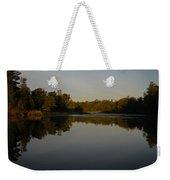 Mississippi River Mirror Like Water Weekender Tote Bag