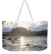 Mississippi River Victory At Sea Weekender Tote Bag